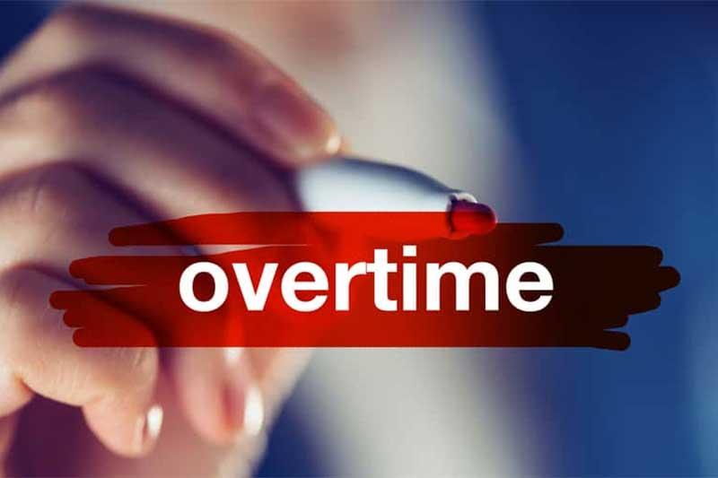 Overtime Rule Change and Homosexual/Transgender Discrimination