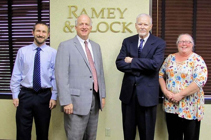 Congrats Ramey & Flock Trial Team