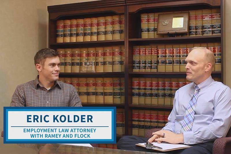 Eric Kolder Serves on Expert Panel