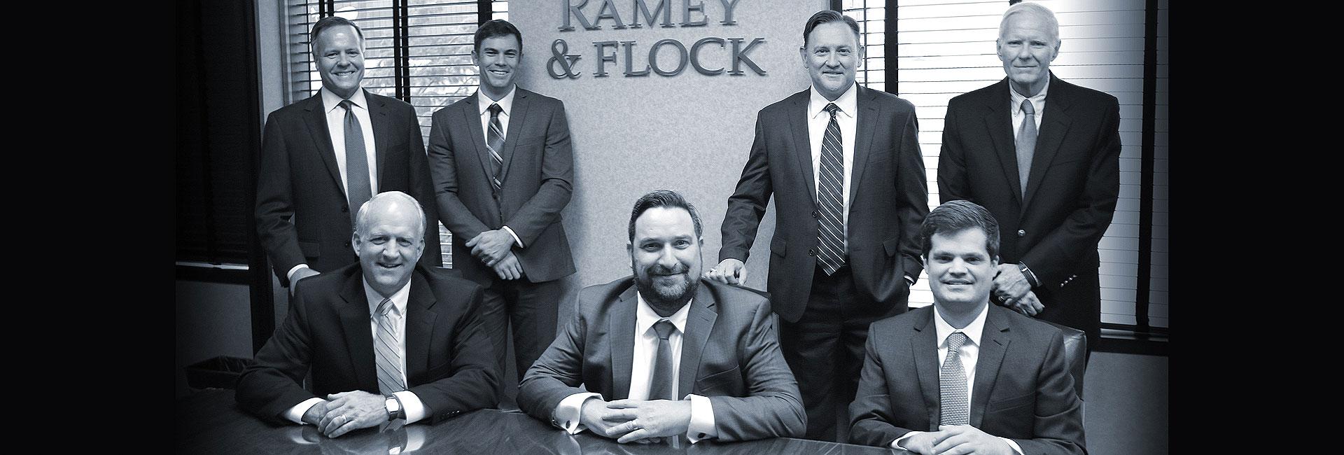 Ramey & Flock Attorney Group